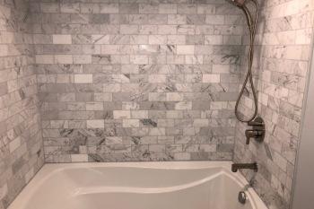 Basement Bathroom Addition in Birmingham