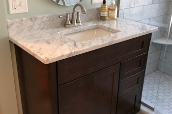 Historic Home Bathroom Remodel in Royal Oak
