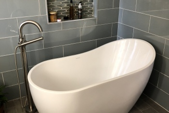 Master Bathroom Renovation in Royal Oak