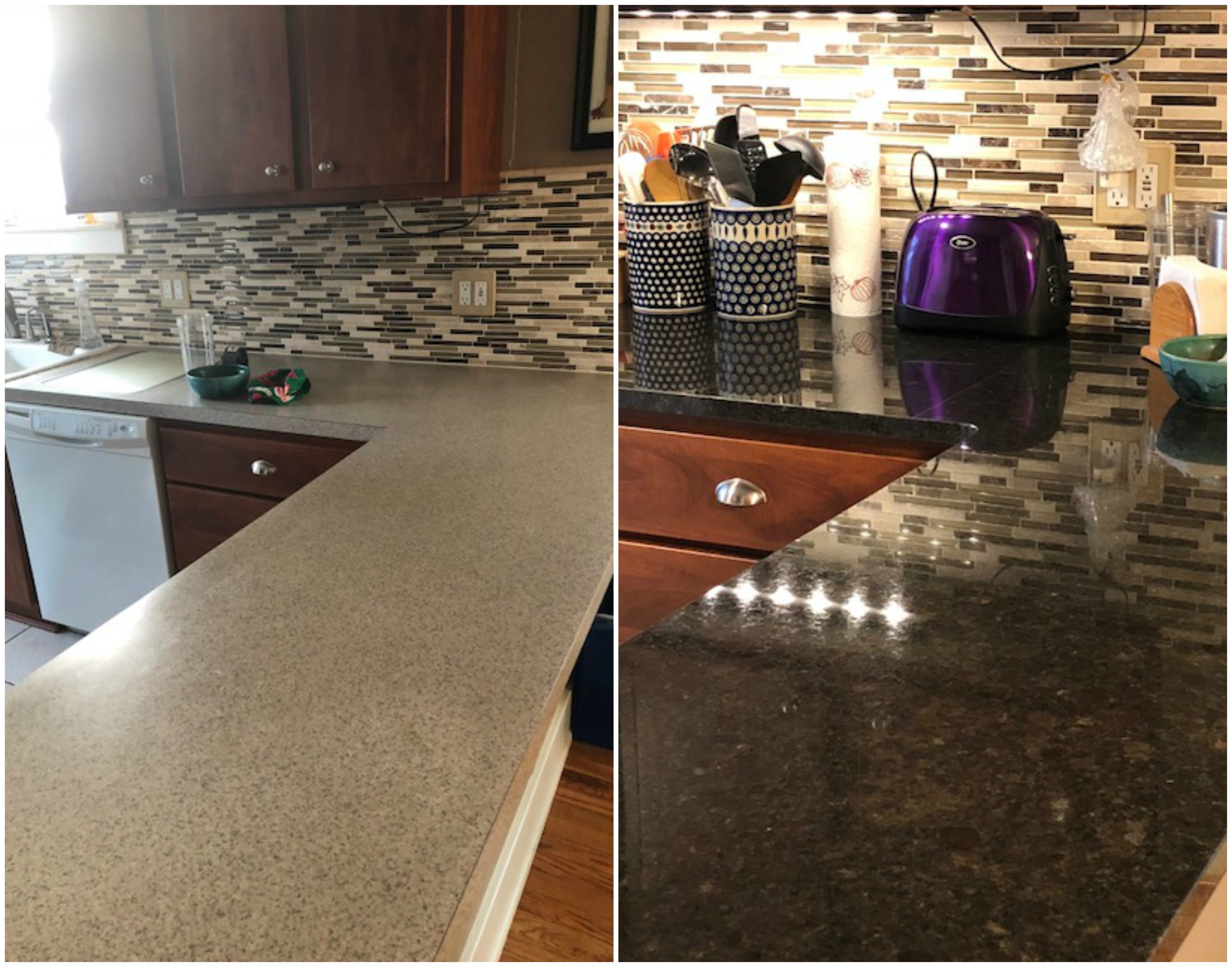 Project Management Countertop Replacement
