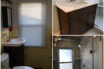 Historic Home Master Bathroom Renovation