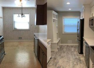 St Clair Shores Before and After