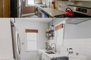 Project Management Kitchen Renovation