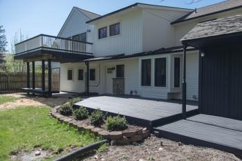 Napa-Style Farmhouse in Ann Arbor