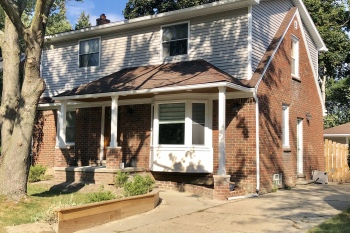 Colonial Porch Facelift in Royal Oak1