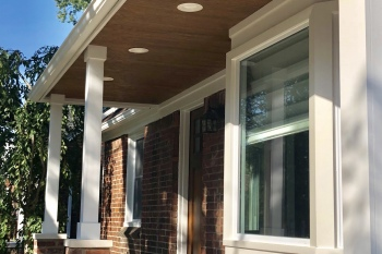 Colonial Porch Facelift in Royal Oak2