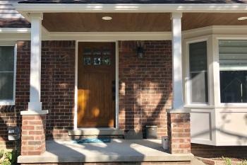 Colonial Porch Facelift in Royal Oak3