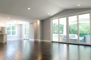 Open Living/Dining Space in Beverly Hills