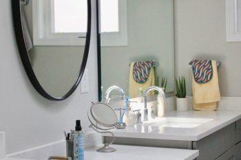 Stickel-bath-mirror